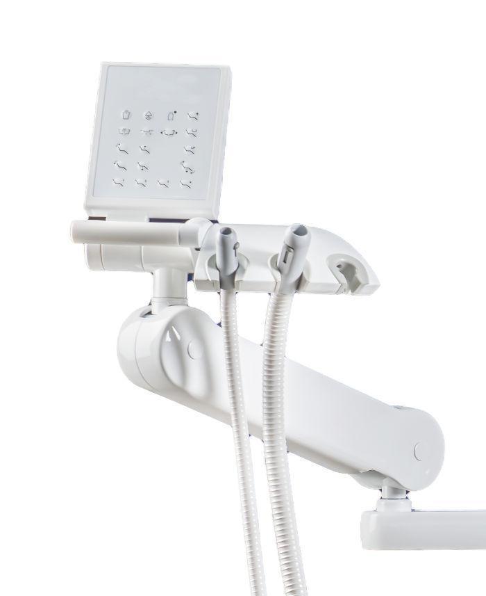 Tavoletta assistente riunito dentale Tygi300